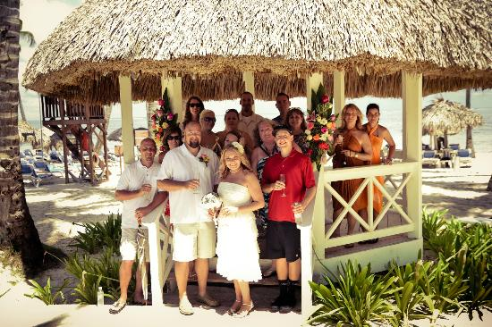 Dreams Palm Beach Punta Cana: Our wedding location