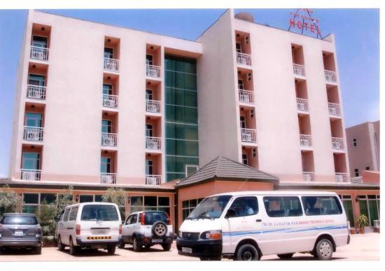 Grand Triangle Hotel