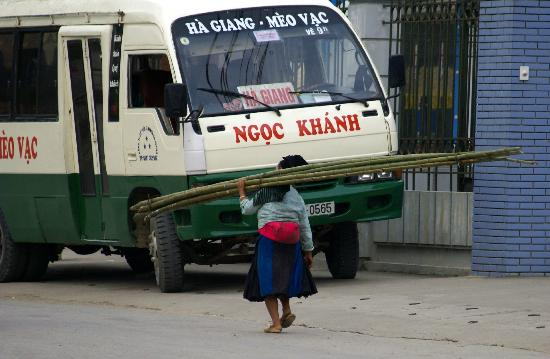 Custom Vietnam Travel Day Tours: Meo Vac