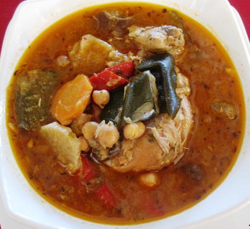 Warung Prancis: Maroccan Couscous