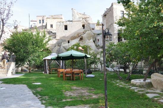 Dreams Cave Cappadocia: Garden