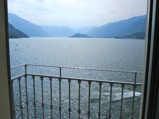 Hotel Metropole Bellagio: Could the view get any better?