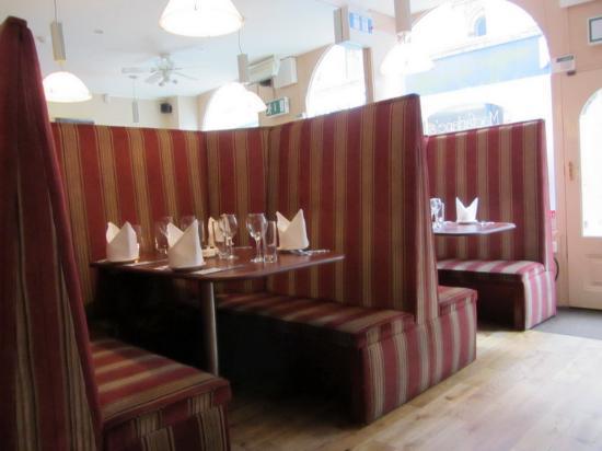 Macfarlanes : Restaurant interior