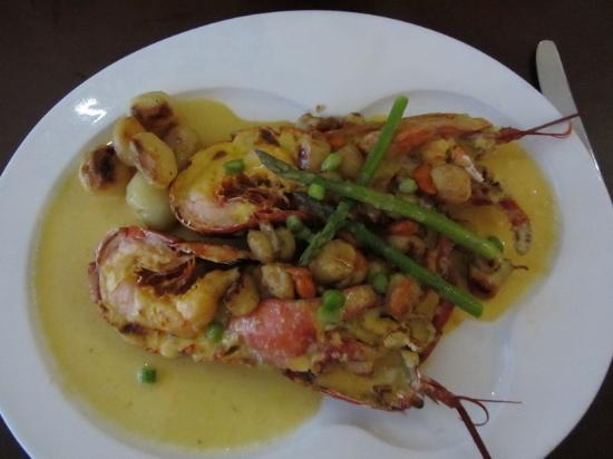 Macfarlanes: Lobster Thermidor