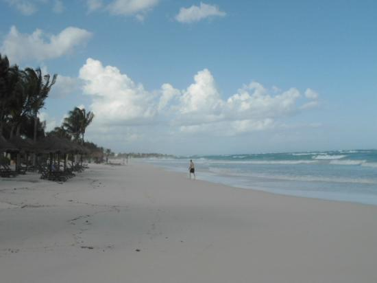 Cabanas Tulum: playa