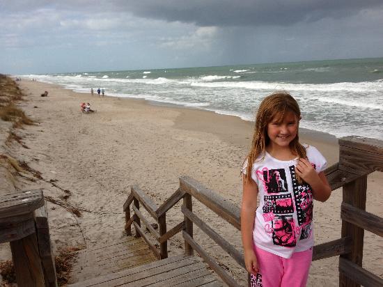 Canaveral National Seashore: Beautiful beach!