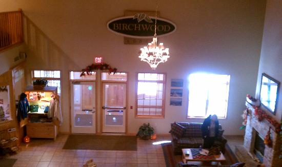 Birchwood Lodge: Hotel Lobby