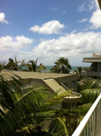 La Mer Beachfront Apartments: our view