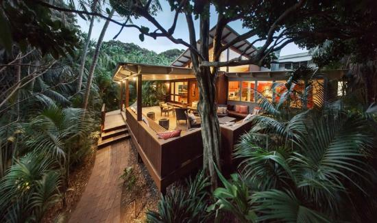 Arajilla Retreat - Lord Howe Island : The Retreat