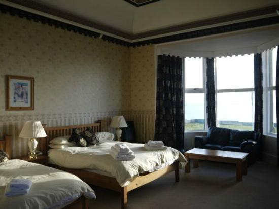 Room 32 at The Sumburgh Hotel