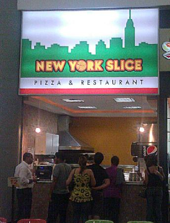 New York Slice Pizza and Restaurant