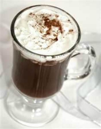Red Clover Inn & Restaurant: Hot Cocoa Heaven .....:)