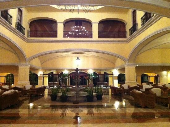 Hacienda Tres Rios: Lobby