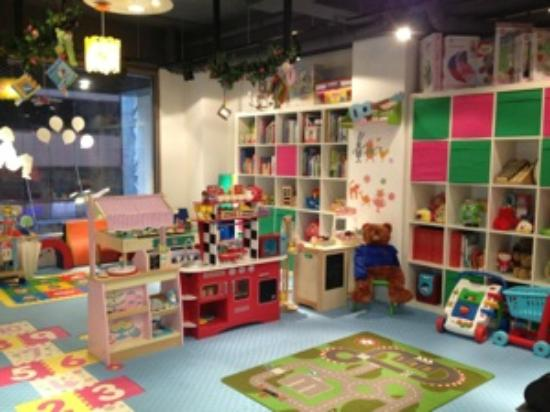 7XSmarter Playroom in Wanchai