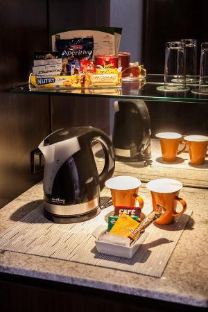 Quality Hotel Curitiba: Luxury Room details