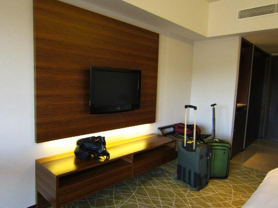 Hilton Gyeongju: TV