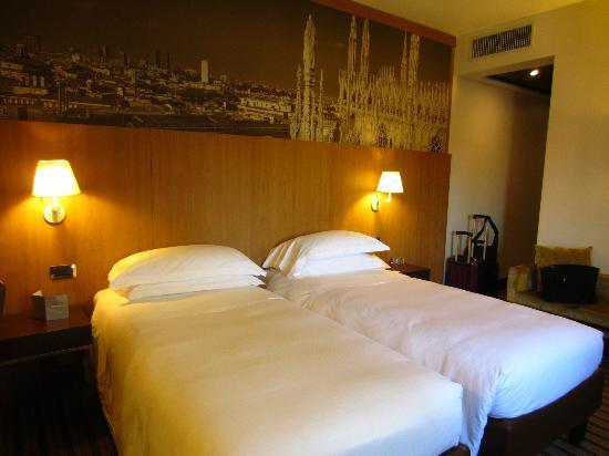 Starhotels Ritz: Zimmer auf der 7. Etage