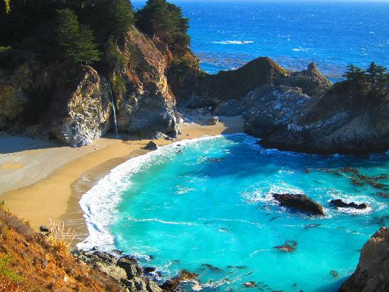 Julia Pfeiffer Burns State Park: McWay Falls