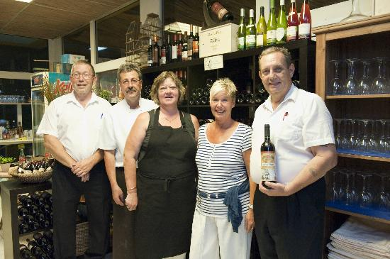Patalavaca, Spain: The seniorstaff