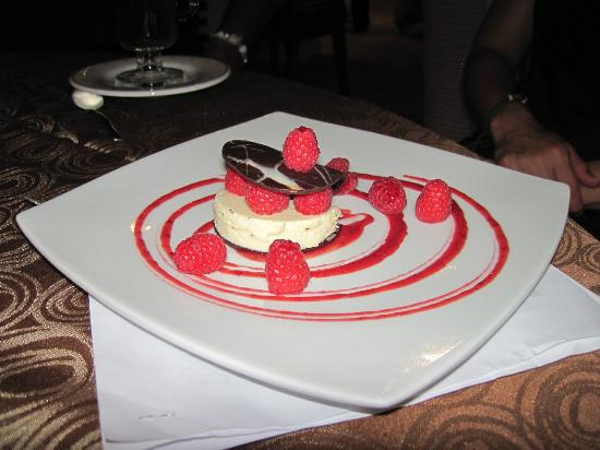 Marival Residences Luxury Resort: Dessert