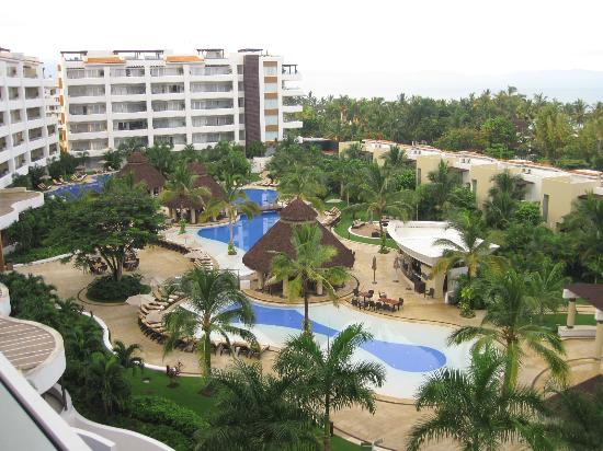 Marival Residences Luxury Resort: Site