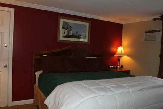 Inn at Swan River: Room n. 8