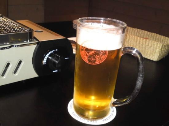 Tokachi Farmers Restaurant: 農園ビール 他社製ですが一応地ビール