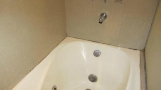 Blue Soho Hotel: Classic room bathtub mold