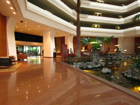 Hyatt Regency Jeju: Nice lobby