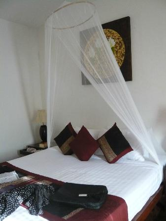 Green Park Boutique Hotel: Bed