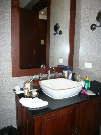 Green Park Boutique Hotel: Basin