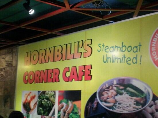 Hornbill Barbeque Steamboat: Yummy food for only 18 ringgit