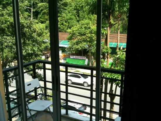 Aonang Haven Guesthouse.Massage.Tea & Gallery: View from 3rd Floor King's Room