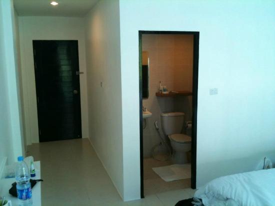 Aonang Haven Guesthouse.Massage.Tea & Gallery: 3rd Floor King's Room