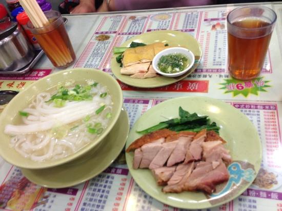 Guang Dong Barbeque Restaurant: Guangdong restaurant 11-12-12