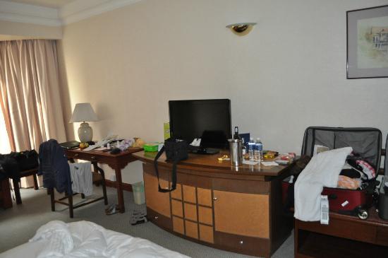 Melia Kuala Lumpur: Our room