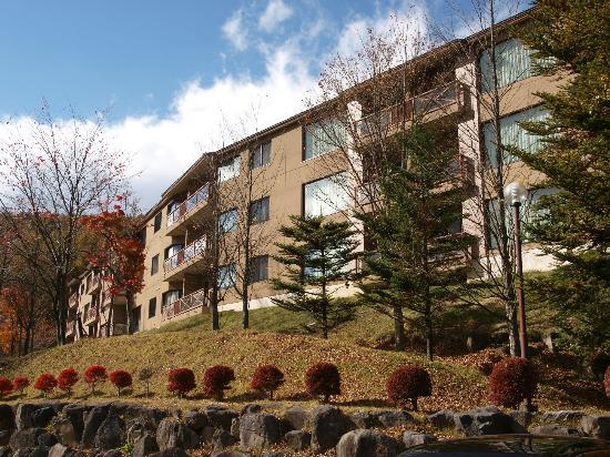 Hotel Harvest Tateshina: ホテル概観