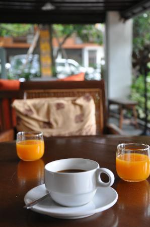 Chompor Lanna: coffee