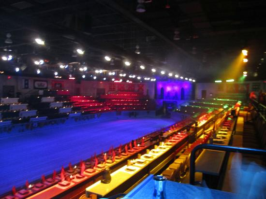 Medieval Times Dinner & Tournament was launched on the island of Majorca in The entertainment is based on the tradition of royal families inviting guests to a festival and feast to watch knights compete. The company debuted in the United States in The company s 8/10().