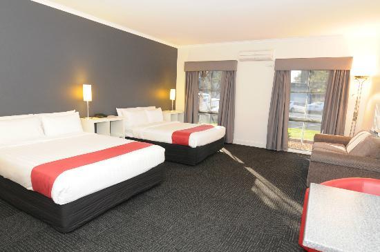 캘리도니언 호텔 모텔