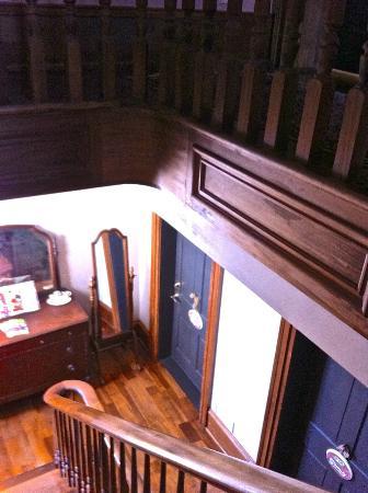 Stairwell - Market Street Inn