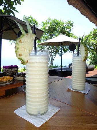 Bulgari Resort Bali: Great Drinks