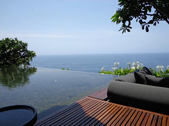 Bulgari Resort Bali: View from cliff