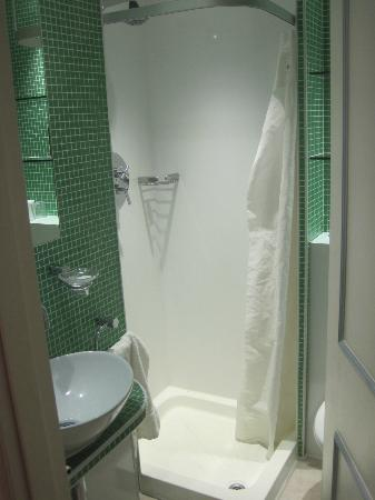 Harlingford Hotel: Shower