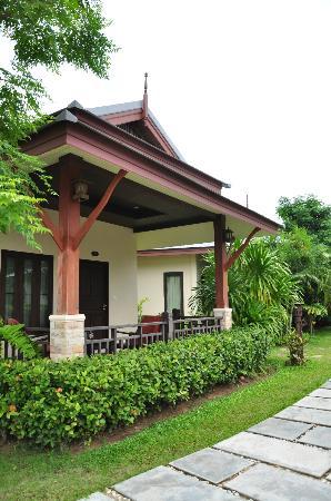 Grand Manita Beach Resort : Beachfront Villa