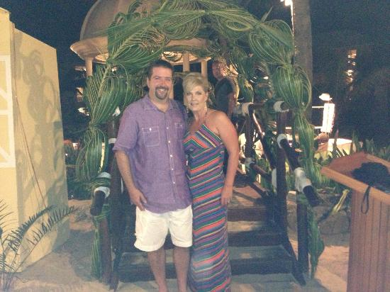 Excellence Punta Cana: Beach Party fun photo
