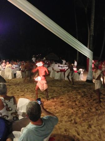 Excellence Punta Cana: Beach Party