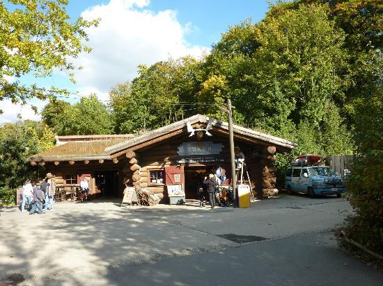 Erlebnis Zoo Hannover: Yukon gift shop