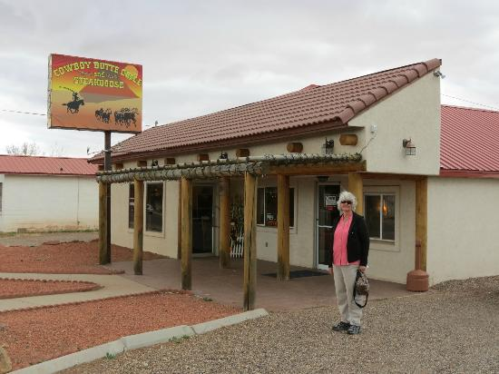 Cowboy Butte Grill and Steakhouse: The Cowboy Butte Grill & Steakhouse