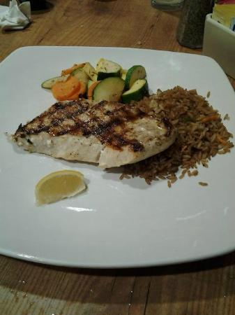Water Street Seafood Co : Amber Jack